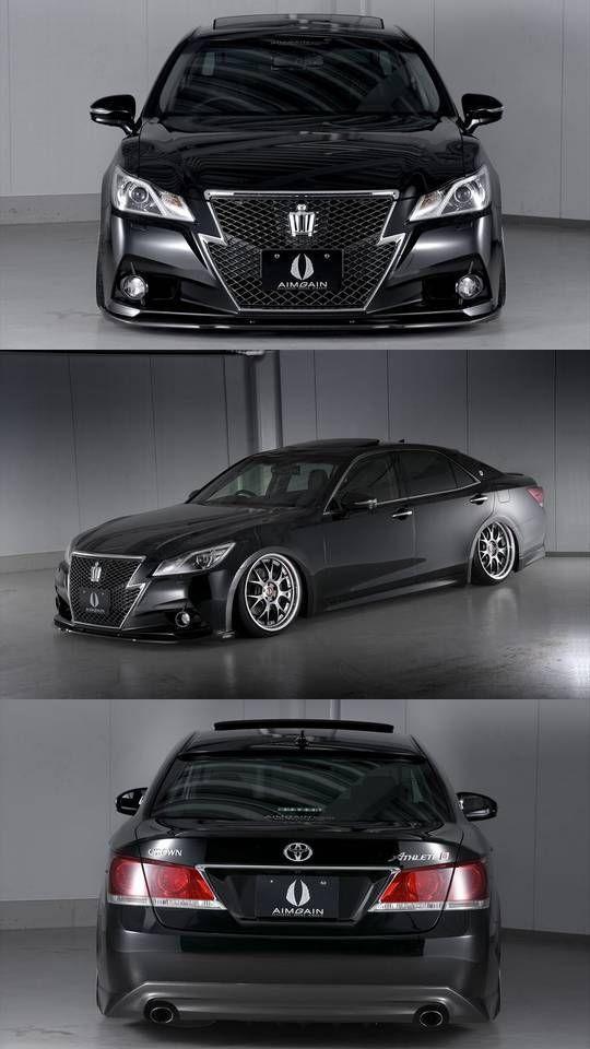 18++ Toyota luxury sedan Free