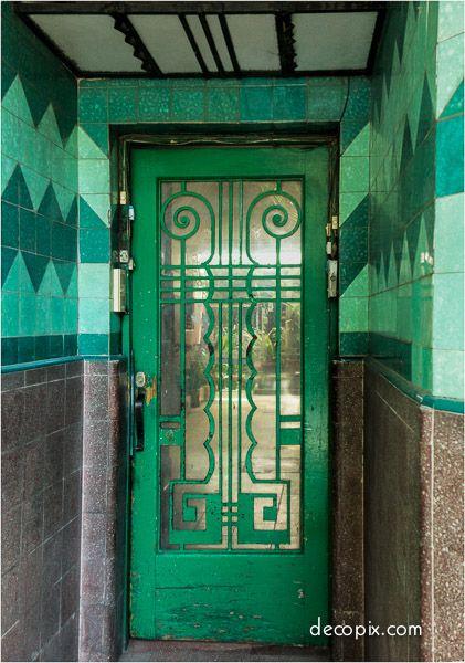 Mexico City's Art Deco – Amazing Colonia Condesa | Decopix