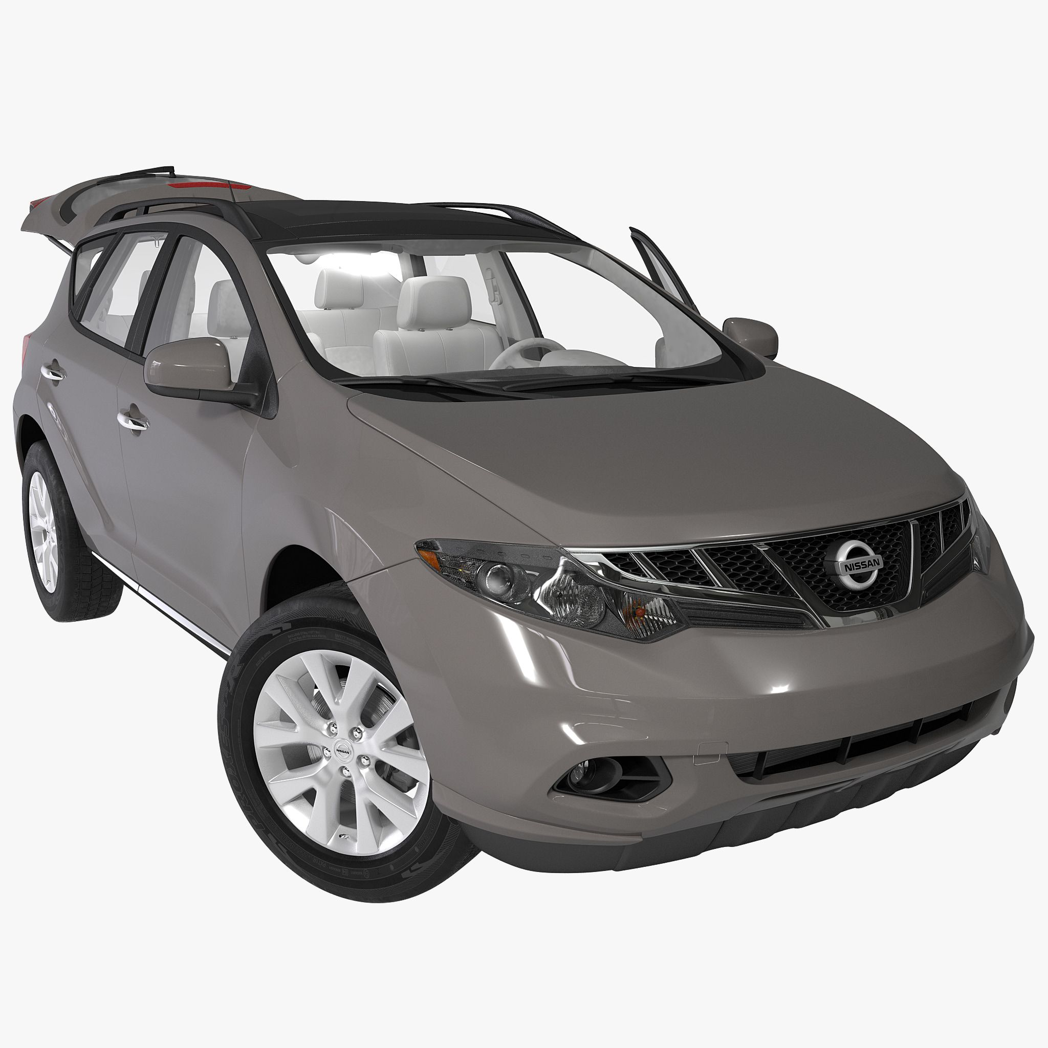 launch auto first show york look new news nissan murano live h photos