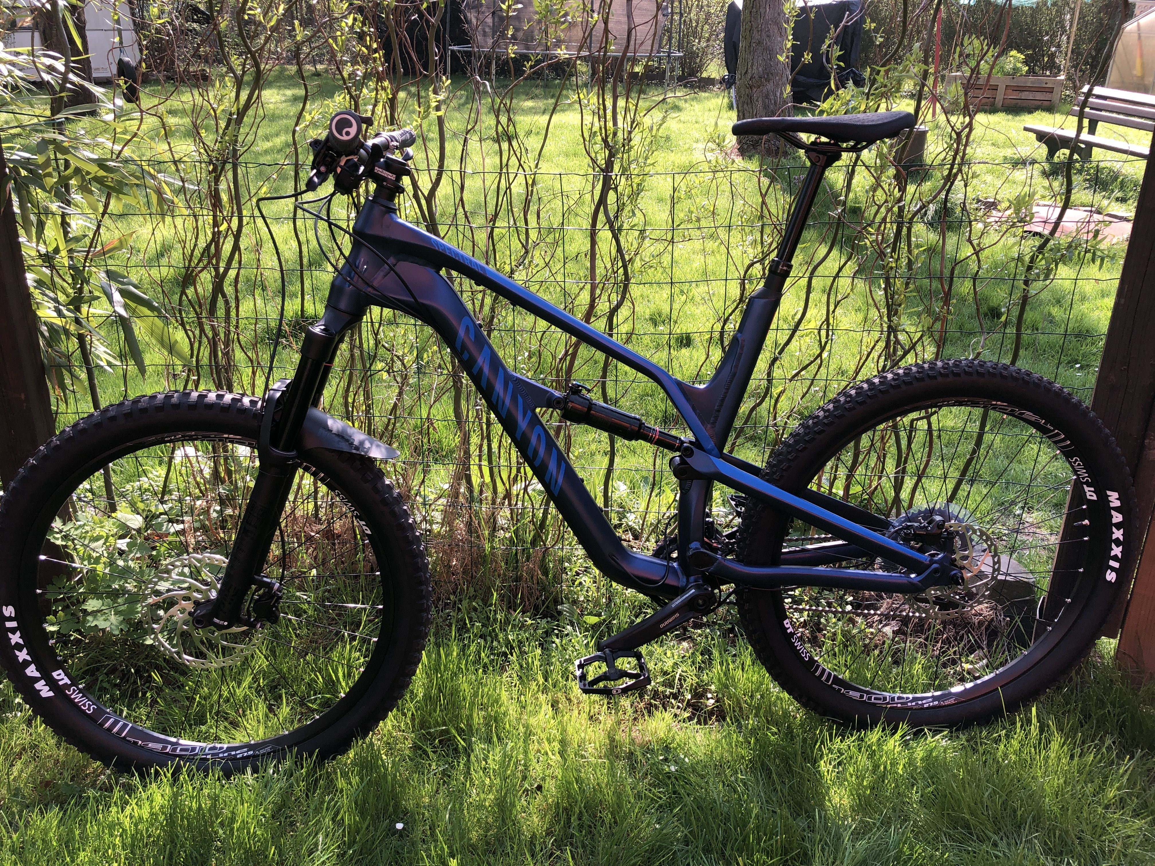 Canyon Spectral 2018   Bike