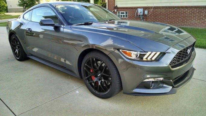 Ordered This Magnetic 15 Gt Mustang With Performance Package