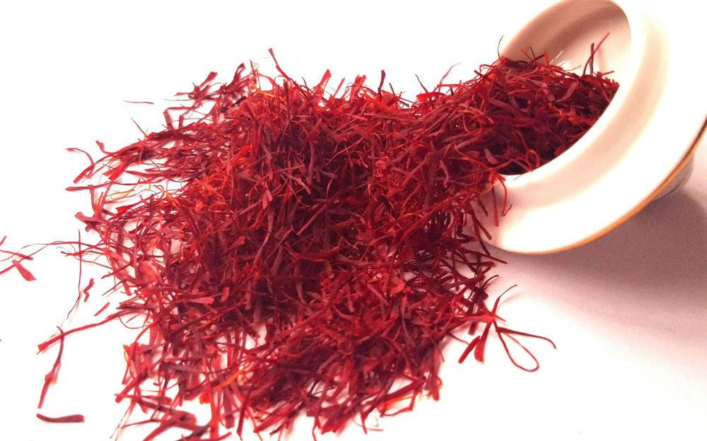 High Grade Organic Kashmir Saffron-5 Grams #LalMahal. The best Saffron for your wazwan recipes.