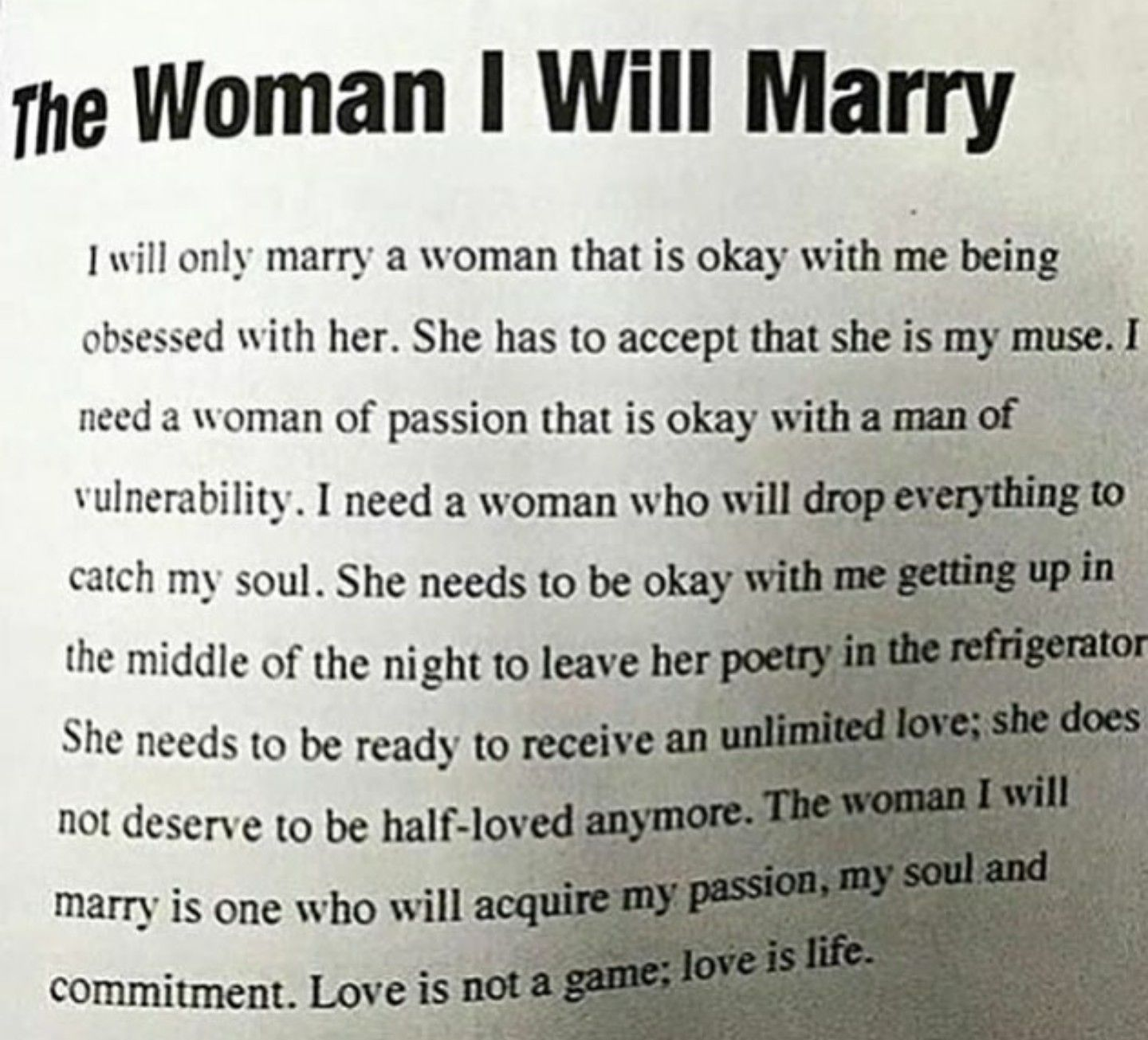 Love Is Not A Game Love Is Life I Need A Woman My Muse Love Life