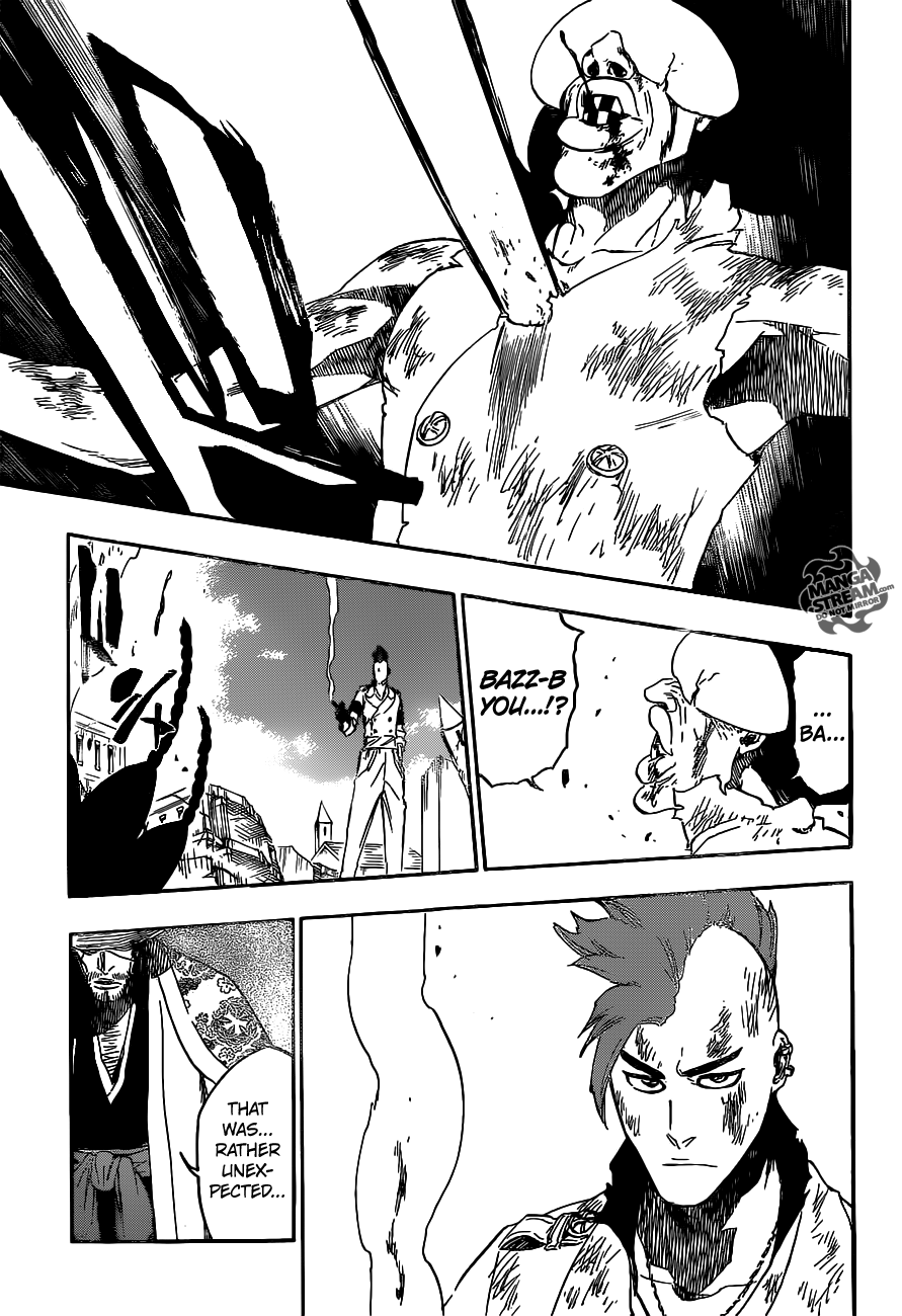 Read manga bleach 623 against the judgement online in high quality