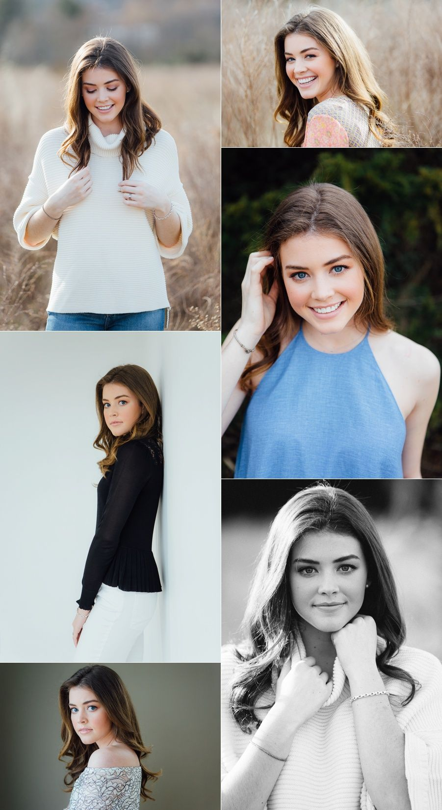 Sign up to master senior poses with senior portrait photographer