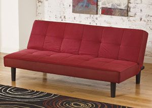 Vara Red Flip Flop Sofa