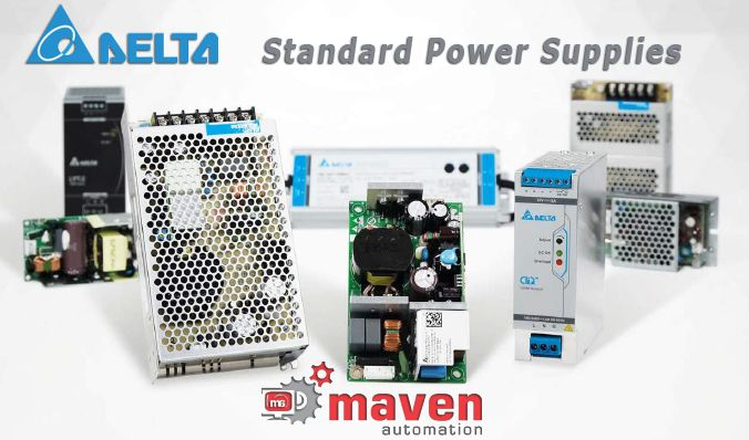 Delta Electronics Is The World S Largest Provider Of Switching Power Supplies Smps And A Major Source For Power Management An Automation Power Power Supply