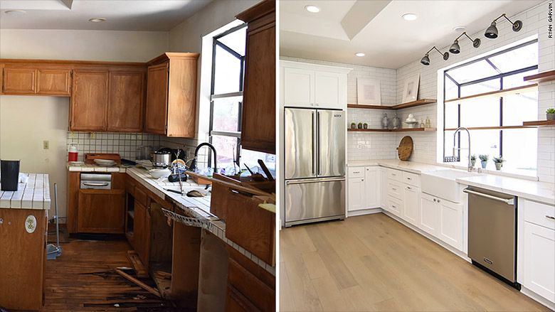 He Made 400 000 Flipping A House Home Remodeling Kitchen Remodel Layout Home Renovation