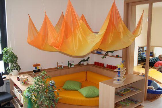 Bildergebnis f r puppenecke im kindergarten gestalten for Raumgestaltung yoga