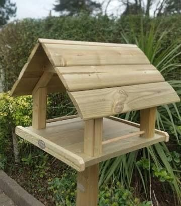 Bildergebnis für Vogeltische mit Schieferdach WoodWorking