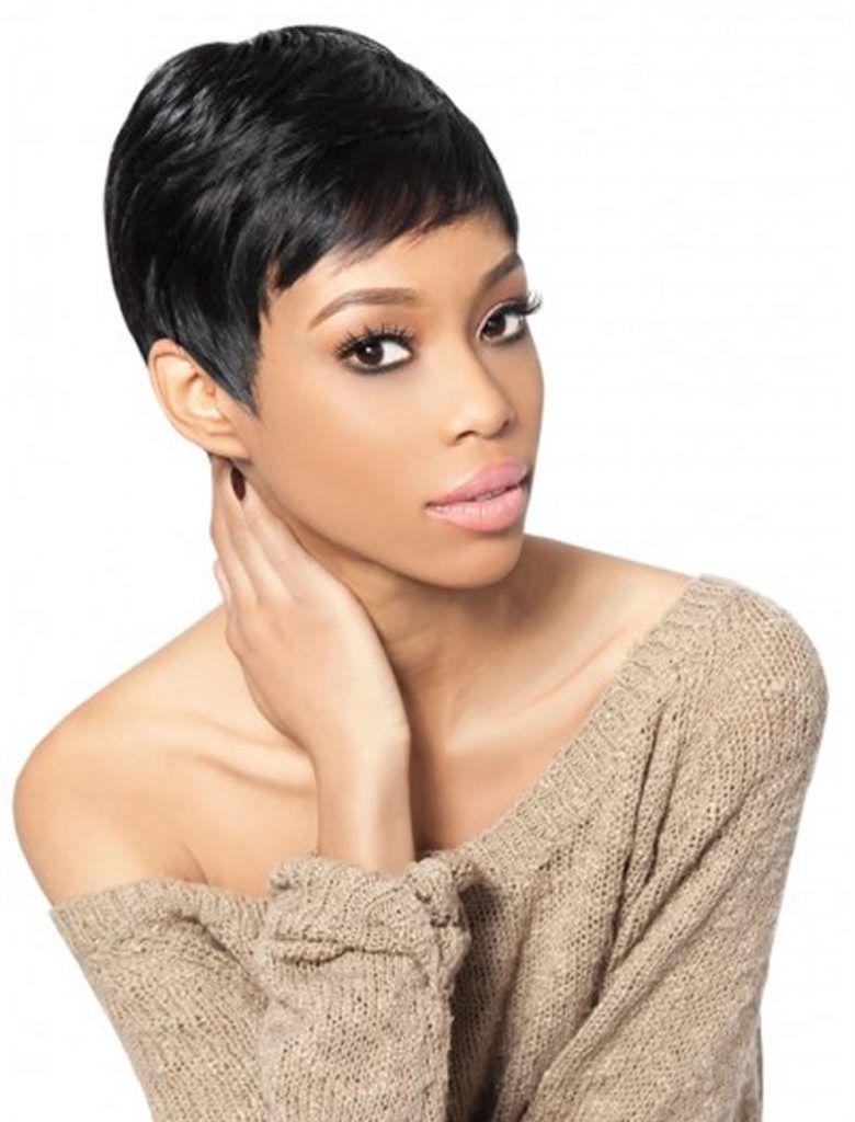 short haircuts for black women black haircuts short women