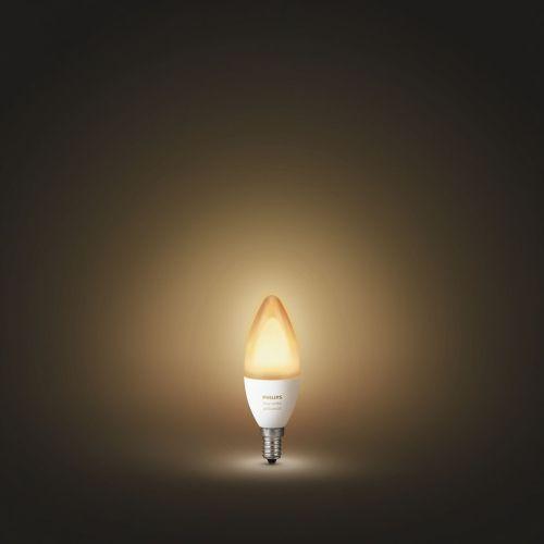 Philips Hue White Ambiance Led E14 6 W Erweiterung Led Hue Lampen Und Leuchten