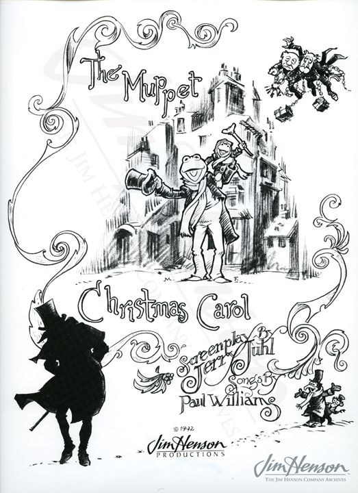We Re Going To Go Back There Someday Muppet Christmas Carol Muppets Christmas Carol
