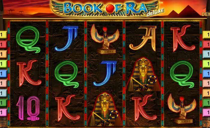 Book Of Ra Casino Club
