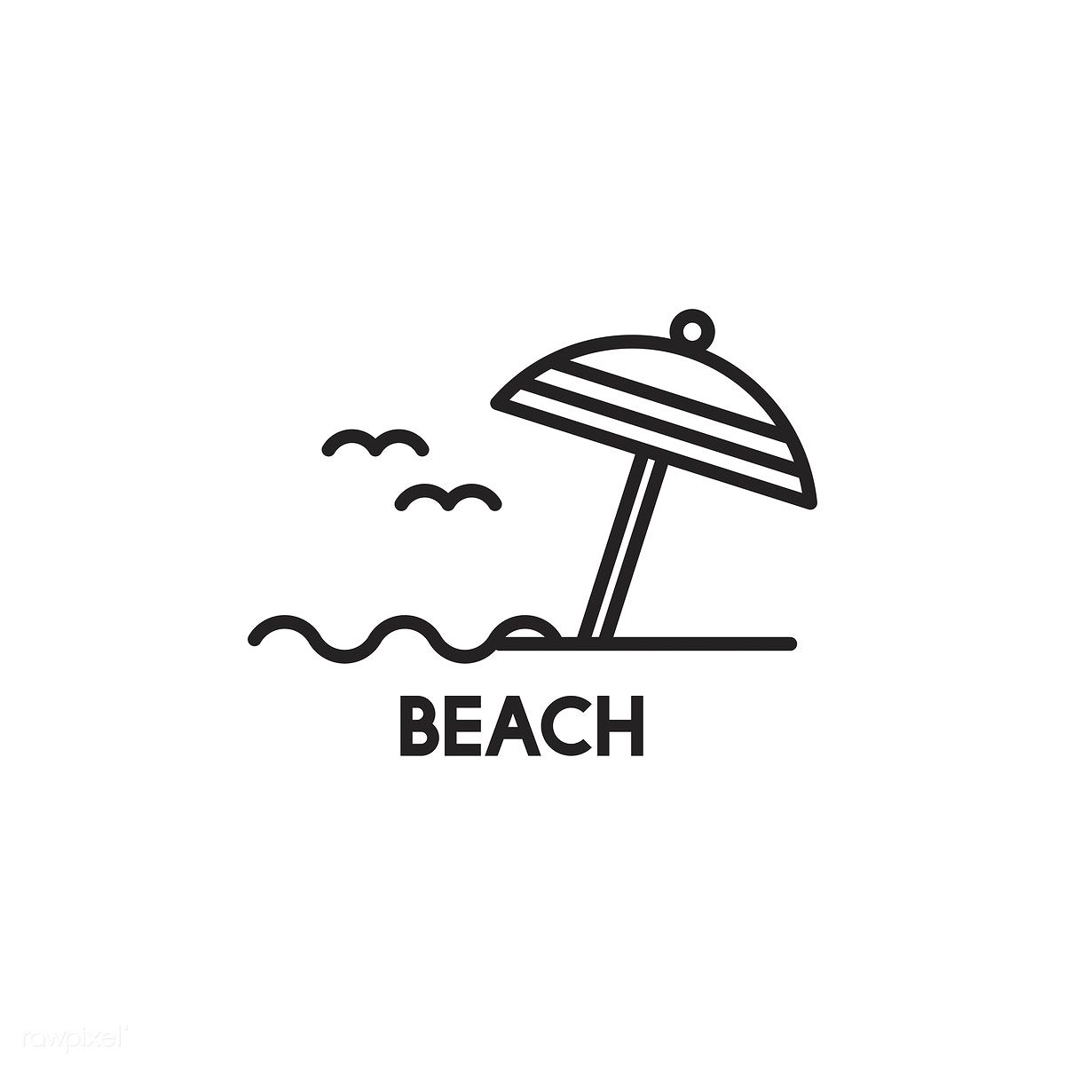 Download free vector about beach, graphic and active 396770