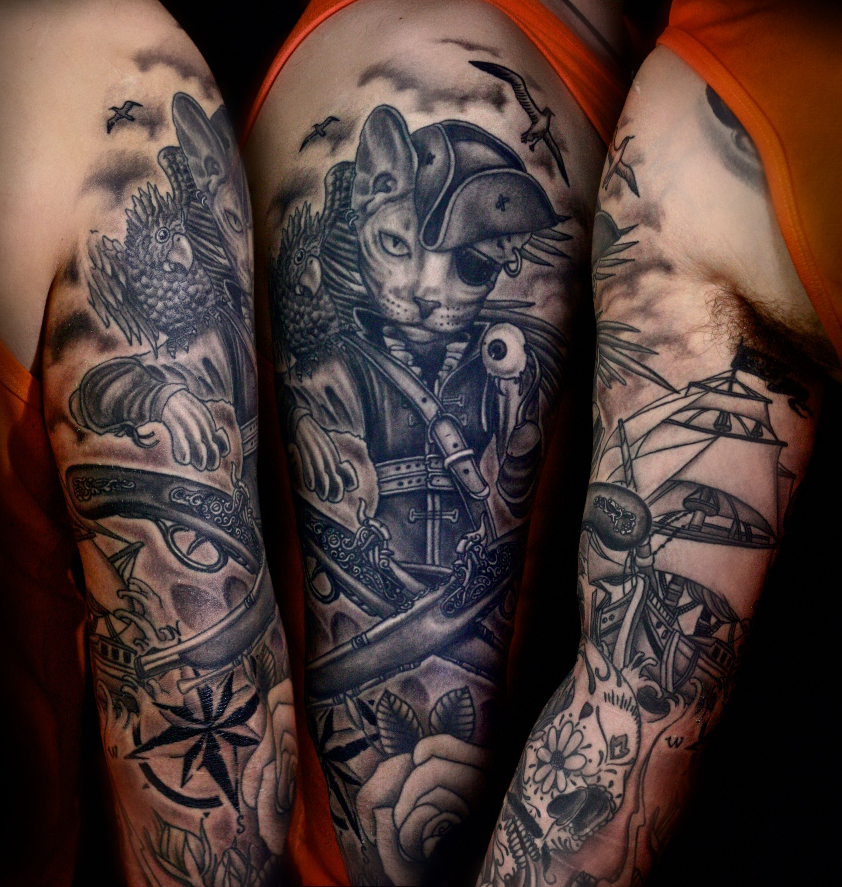 Lord Frith Tattoo