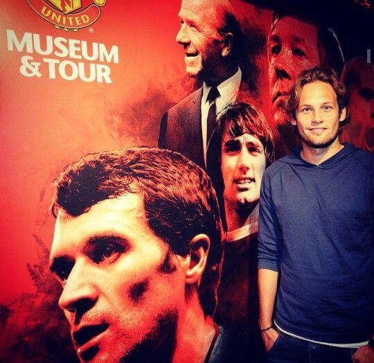 Daley Blind MUFC tour #ggmu