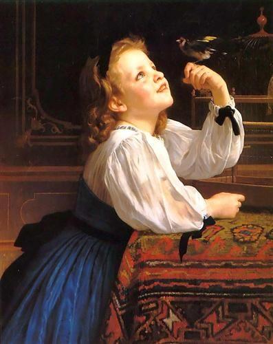 ThebirdChri+-+William-Adolphe+Bouguereau