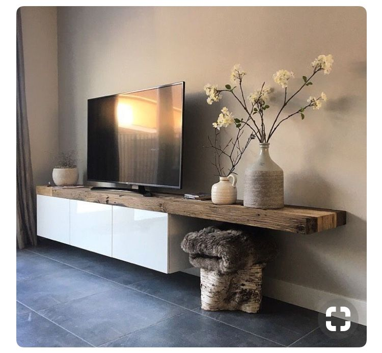 ikea besta hack tv lowboard ideas for the house pinterest wohnzimmer einrichtung und wohnen. Black Bedroom Furniture Sets. Home Design Ideas