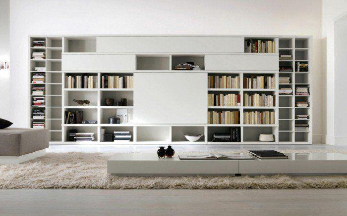 L Etagere Bibliotheque Comment Choisir Le Bon Design Archzine Fr Mobilier De Bibliotheque Meuble Salon Design Bibliotheque Murale Design