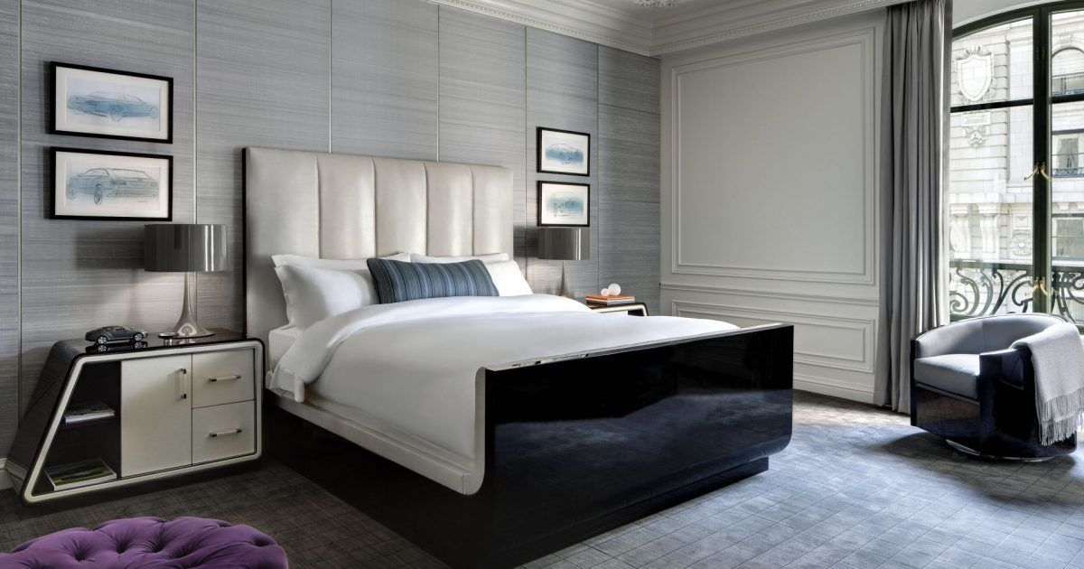 The suite windscreen views offer the perfect vista of Central Park from a prime spot on 5th Avenue.