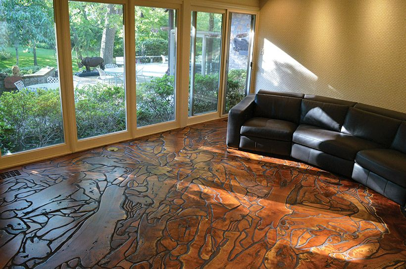Jurassic Jazz: This Wood Floor Demands a Second Look ... and More -