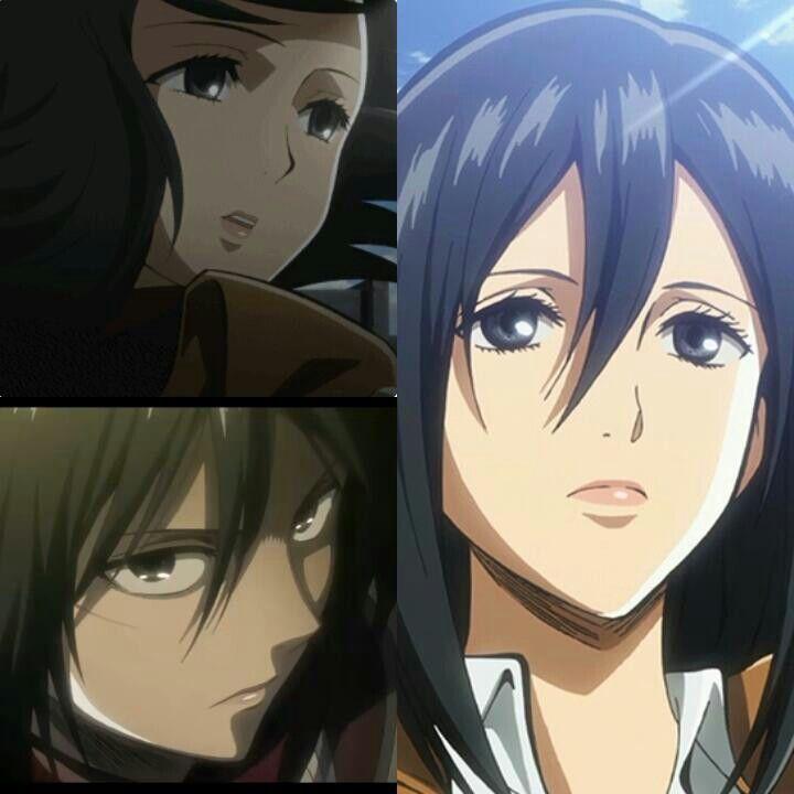 Mikasa es su casa   Shingeki no kyojin (Aot/Snk)   Pinterest   Mikasa