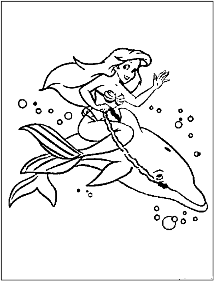 Princess Ariel Printables Coloring Pages | ARIEL | Pinterest ...