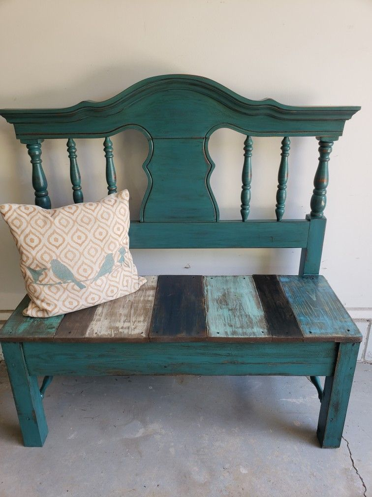 39+ Bench from headboard plans information