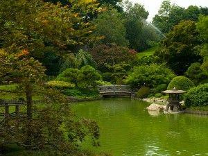 Brooklyn Bluht Im Brooklyn Botanic Garden New York City Sehenswurdigkeiten Botanischer Garten Japanischer Garten