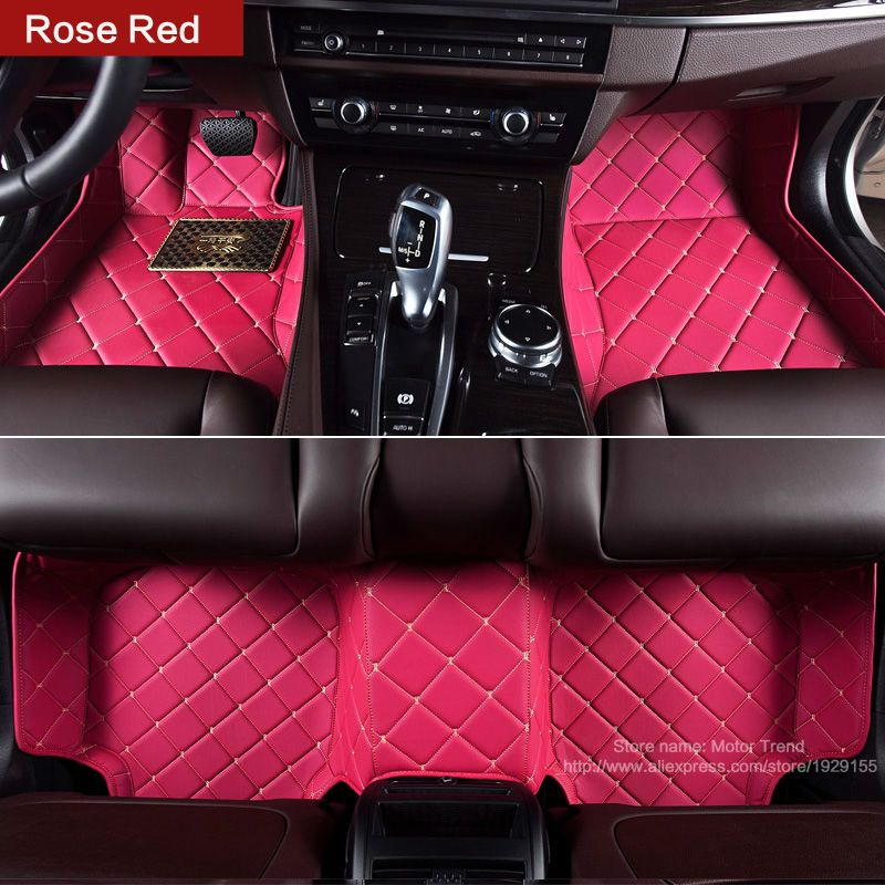 custom special car floor mats made for mazda 3 axela 6. Black Bedroom Furniture Sets. Home Design Ideas