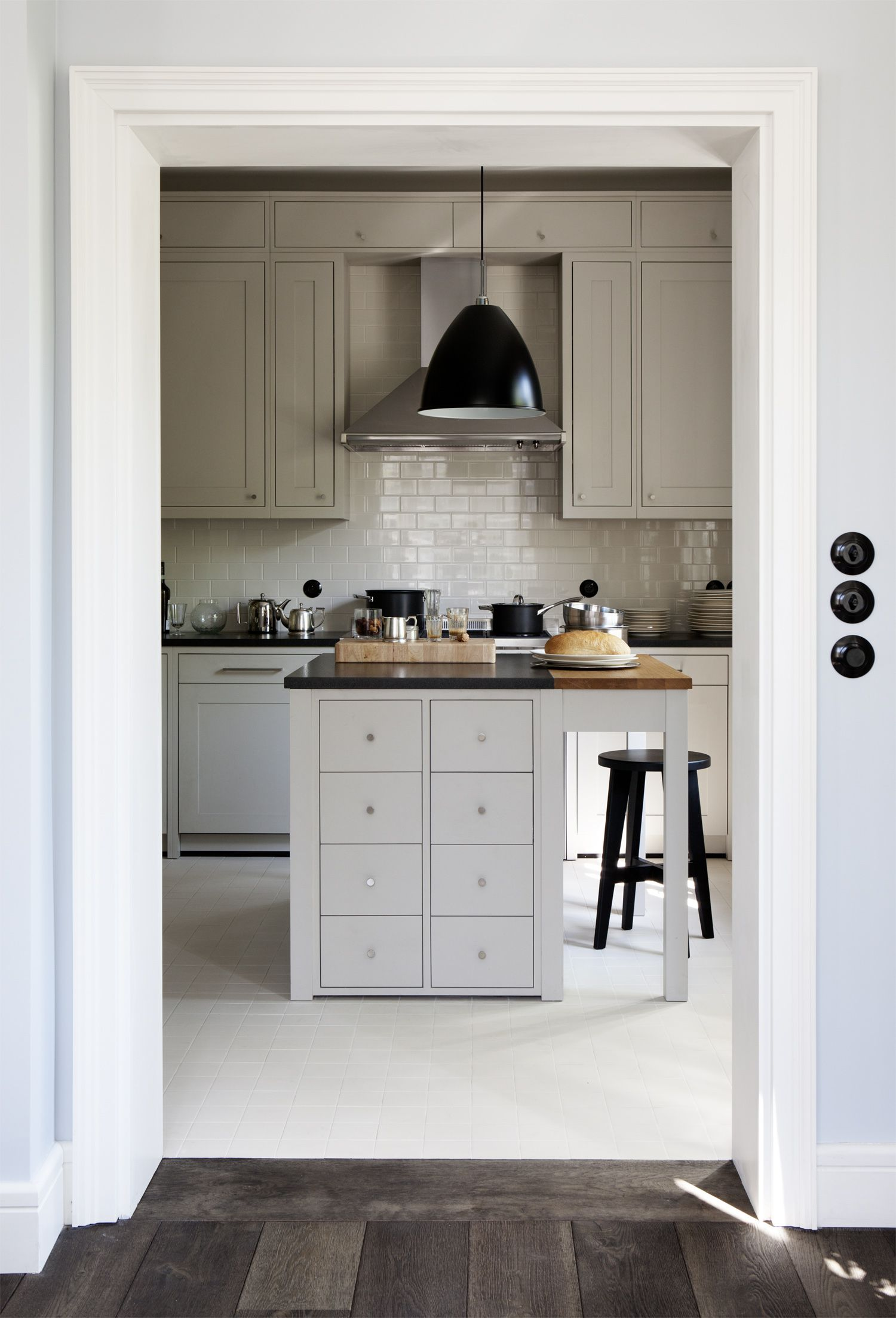Farrow And Ball Skimming Stone Farrow And Ball Skimming Stone Kitchen K I T C H E N