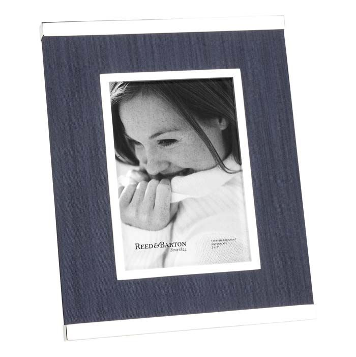 Conroy Picture Frame From Reed Barton In Yardley Pa From Pink