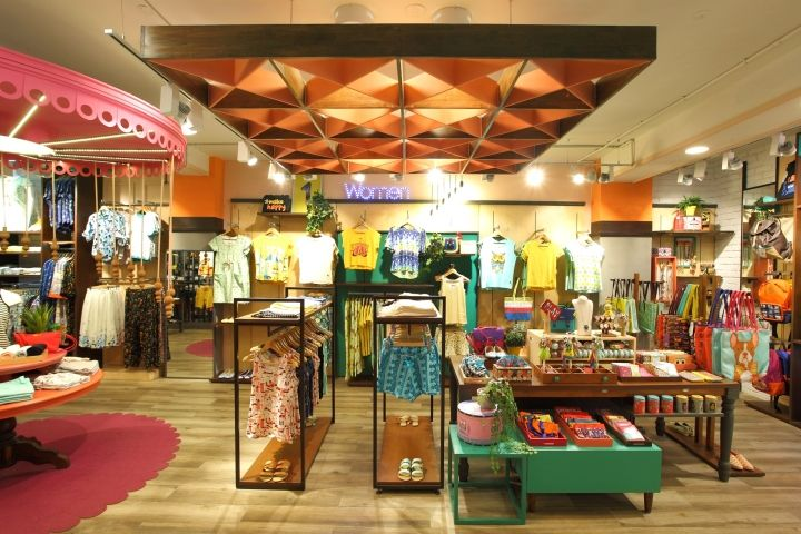 Chumbak Store V20 By 4D Bangalore India Retail Design Blog