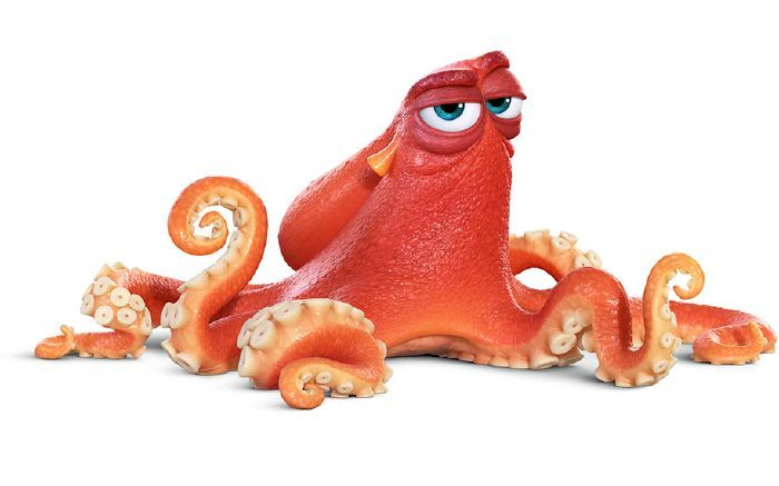 Which brand new Finding Dory Character are you? Take this quiz and find out today!            You got... Hank  You got Hank the cantankerous Septopus! You're cranky, grouchy and irascible! Despite your gruff straightforward gut-checking type of demeanor your heart is always in the right place and you are loved and respected by all your family and friends.
