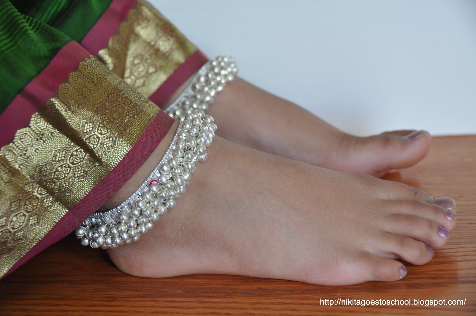 Kolusu (Anklet)- It is widely believed that by wearing this, one\'s ...