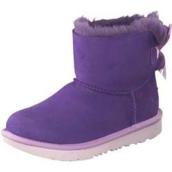 Ugg Mini Bailey Bow Boots Mädchen lila Ugg Australiaugg Australia