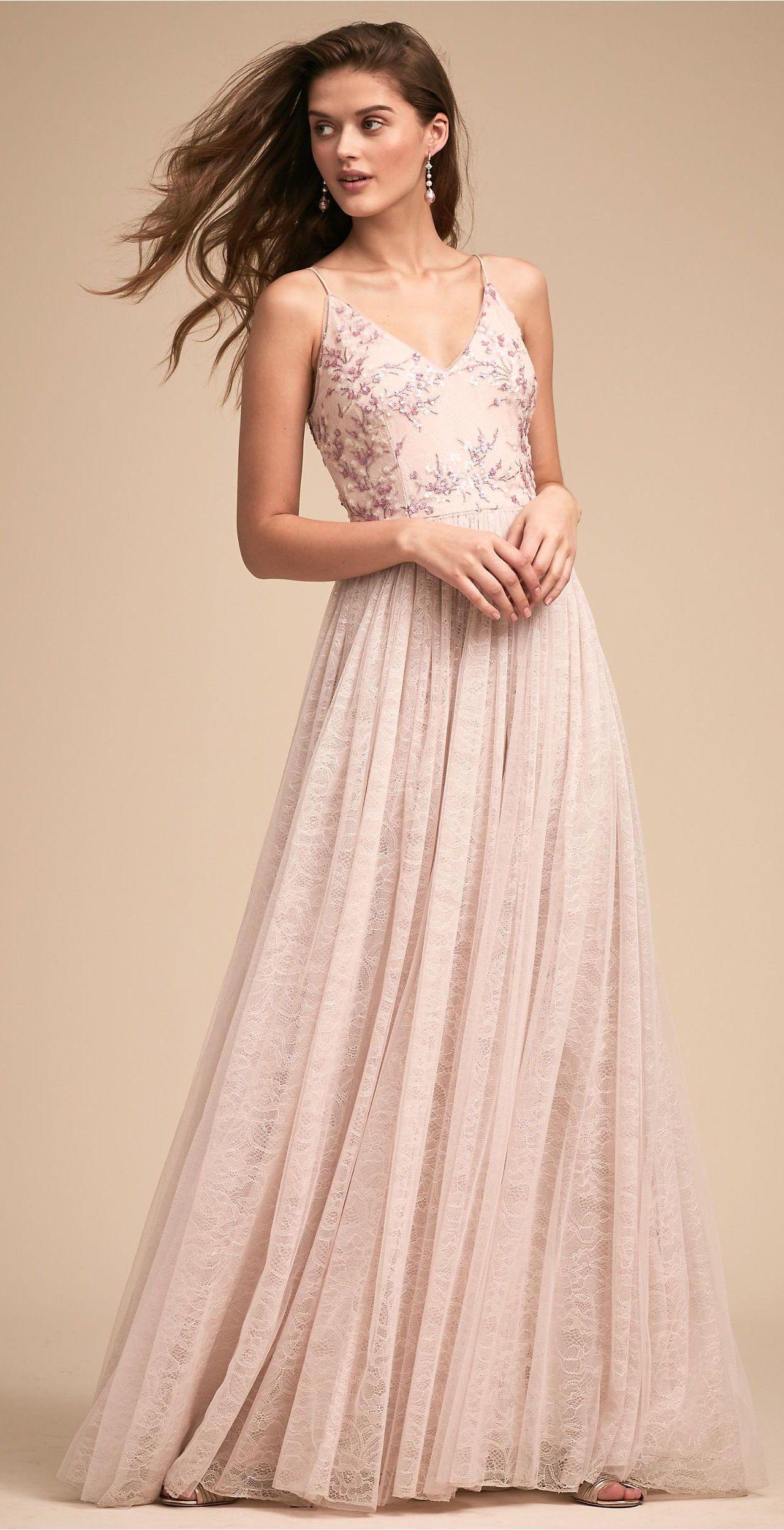 Bridesmaid Dresses | Formal/bridal gowns | Pinterest | Trajes de ...