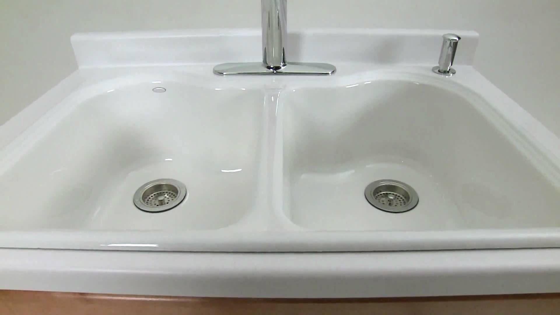Genial Refinish Spülbecken Home Design Ideen Cool Kitchen Sink ...