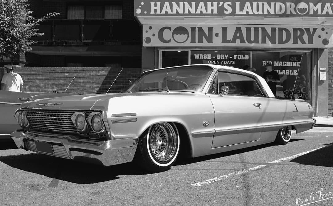 Lay N Lo Melbourne Australia Victoria Impala 1963