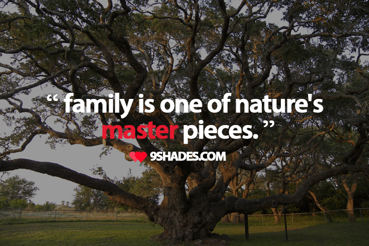 Family Is One Of Nature S Master Pieces Quotes For Whatsapp Whatsapp Status Quotes Quality Quotes