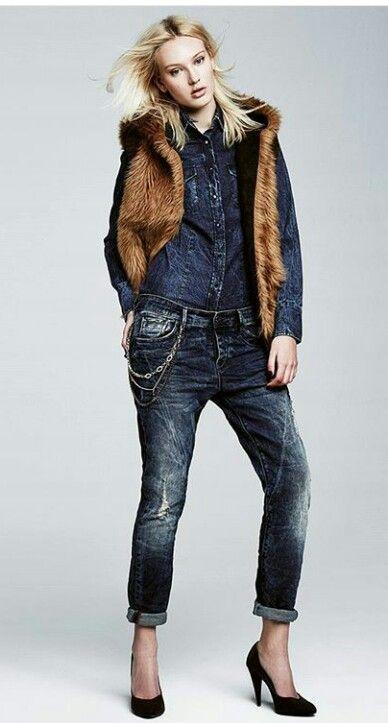 #GasJeans