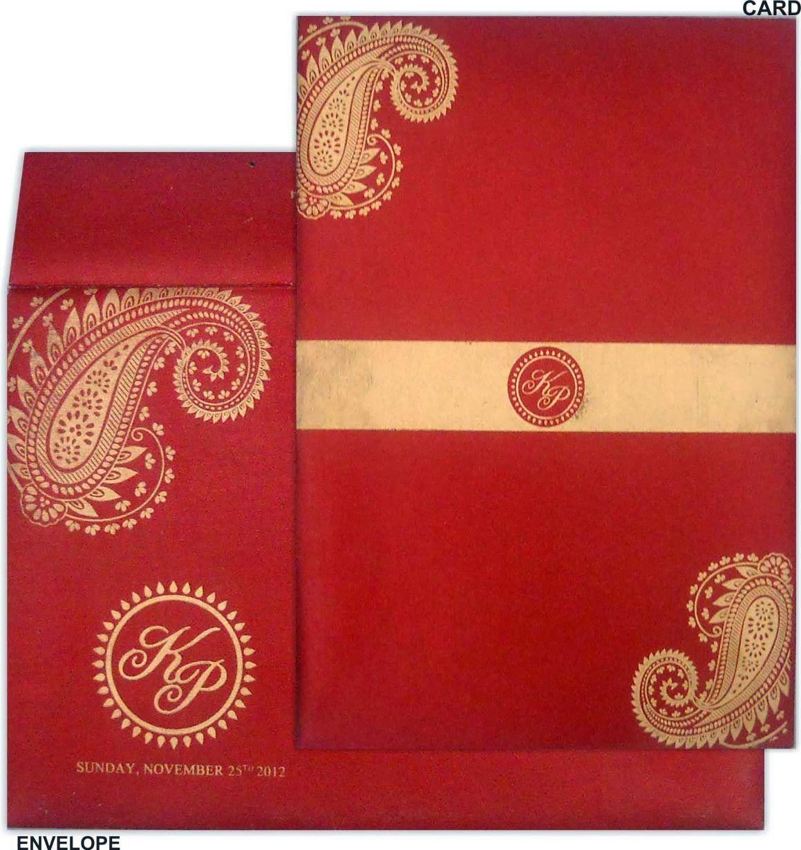 Indian Wedding Cards | Indian Wedding Cards | Pinterest | Wedding ...