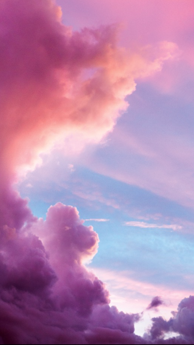 Suaimhneas Pink Wallpaper Iphone Pastel Sky Iphone Wallpaper Sky