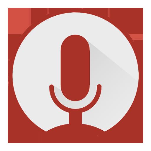 Voice Recoder Icon Android Kitkat App Icon Design Icon App Icon