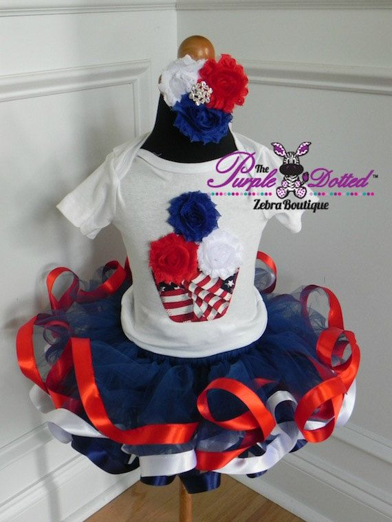 fourth of july baby girl dresses