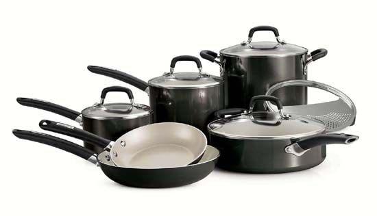 Tramontina Ceramic Cookware Reviews Ceramics Cookware Cool Kitchens