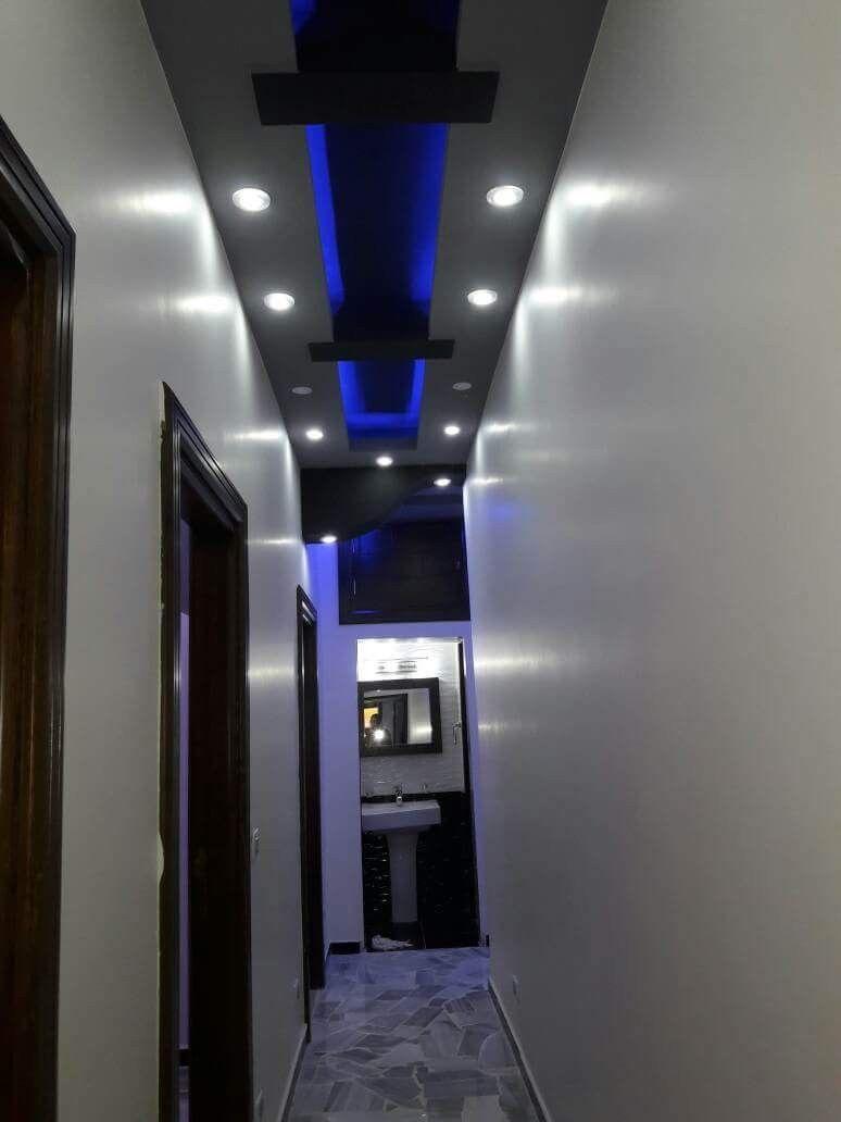 Pin by حسام سلامة on أسقف مستعارة | Gypsum ceiling design ...