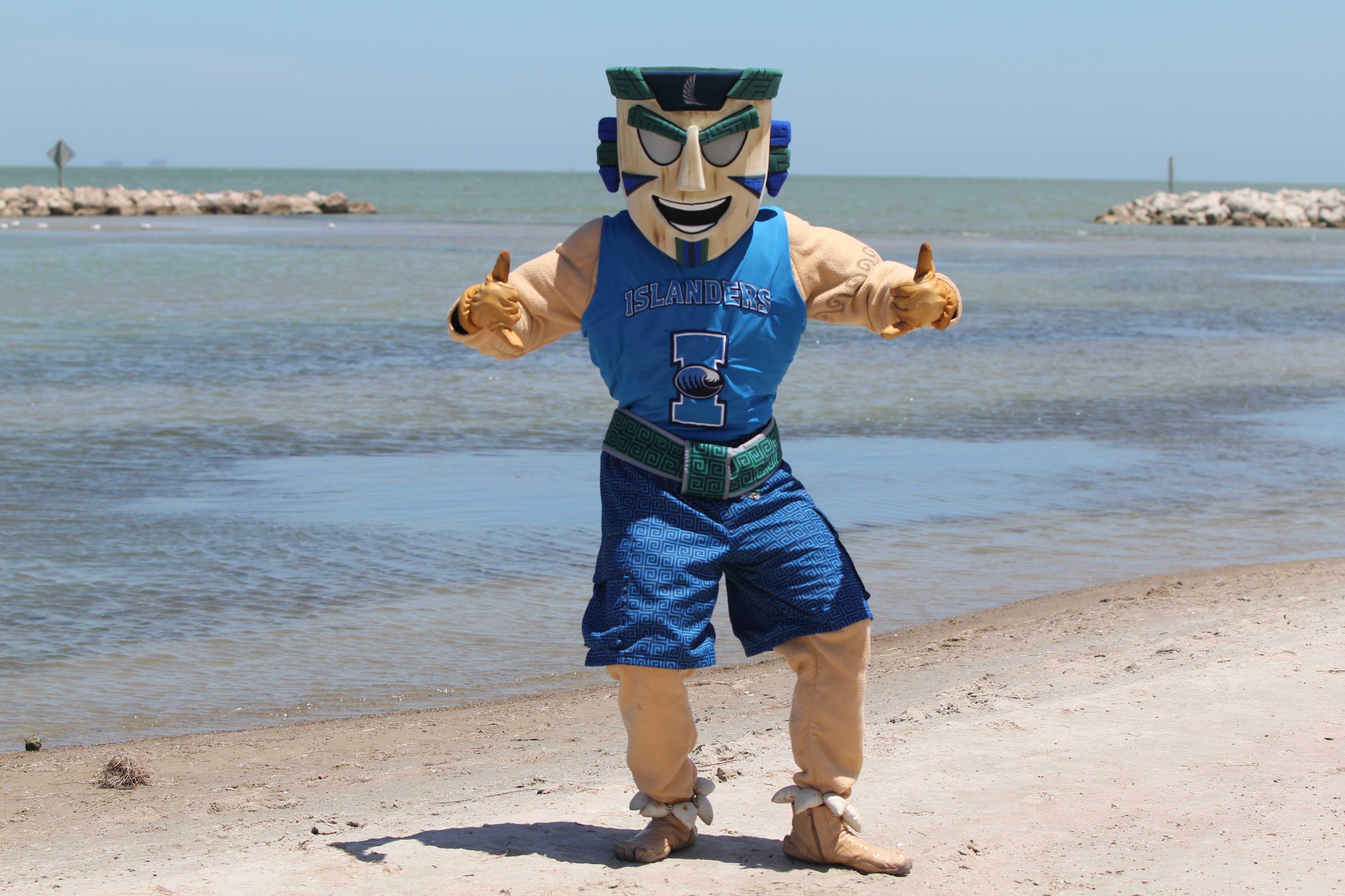 Izzy the Islander Texas A&M University–Corpus Christi