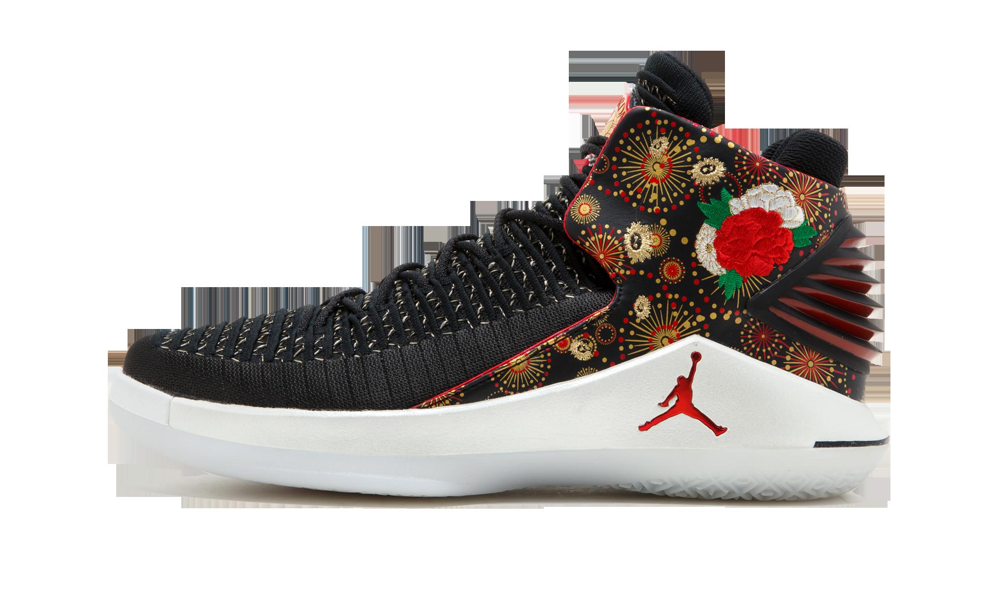 Air Jordan XXXII AJ6331 042 Air Jordan XXXII SKU: AJ6331 042 Color: Black /